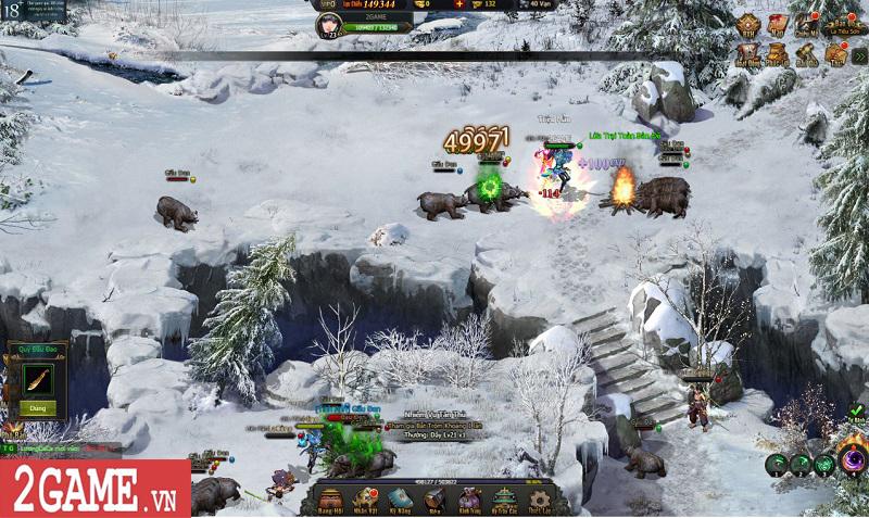 Trải nghiệm Võ Lâm Truyền Kỳ H5: Quay lại thời kỳ đỉnh cao của game kiếm hiệp chỉ bằng một cú click 5