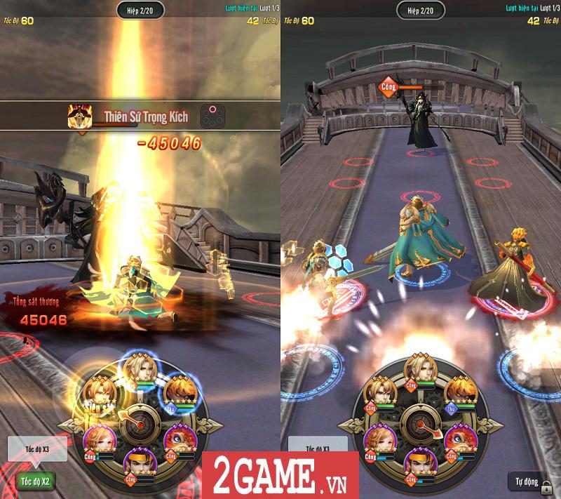 AR Triệu Hồi Sư Mobile thể hiện chất lượng nổi trội ngày Closed Beta không reset nhân vật 3