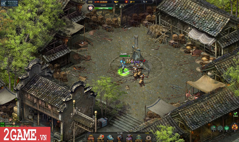 Trải nghiệm Võ Lâm Truyền Kỳ H5: Quay lại thời kỳ đỉnh cao của game kiếm hiệp chỉ bằng một cú click 0