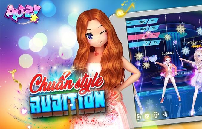 Game vũ đạo thời trang AU 2! Mobile chính thức đến tay game thủ Việt 4