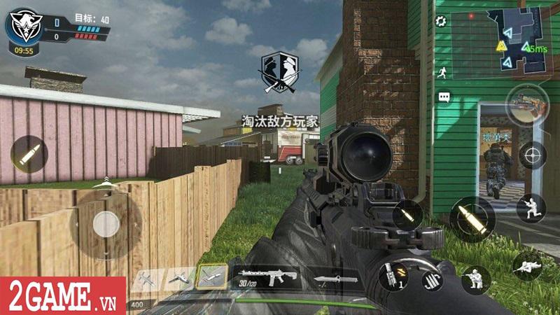 Call Of Duty Mobile sẽ xuất hiện các bản đồ cổ điển rất được ưa chuộng ở phiên bản gốc 2