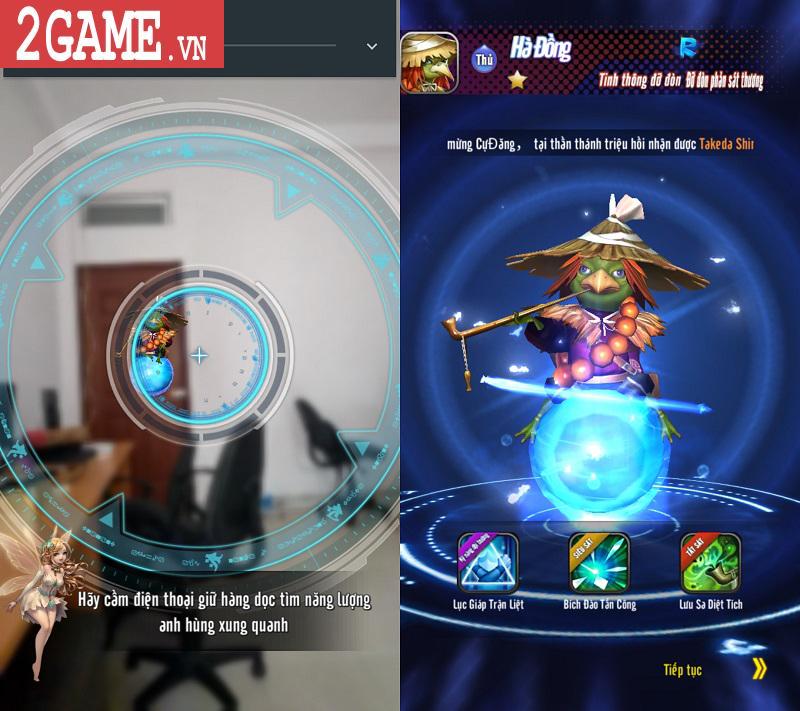 AR Triệu Hồi Sư Mobile thể hiện chất lượng nổi trội ngày Closed Beta không reset nhân vật 5