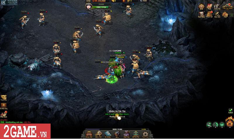 Trải nghiệm Võ Lâm Truyền Kỳ H5: Quay lại thời kỳ đỉnh cao của game kiếm hiệp chỉ bằng một cú click 2