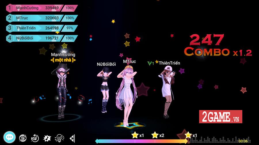 AU 2! Mobile mơ về một thời hoàng kim như Audition 9