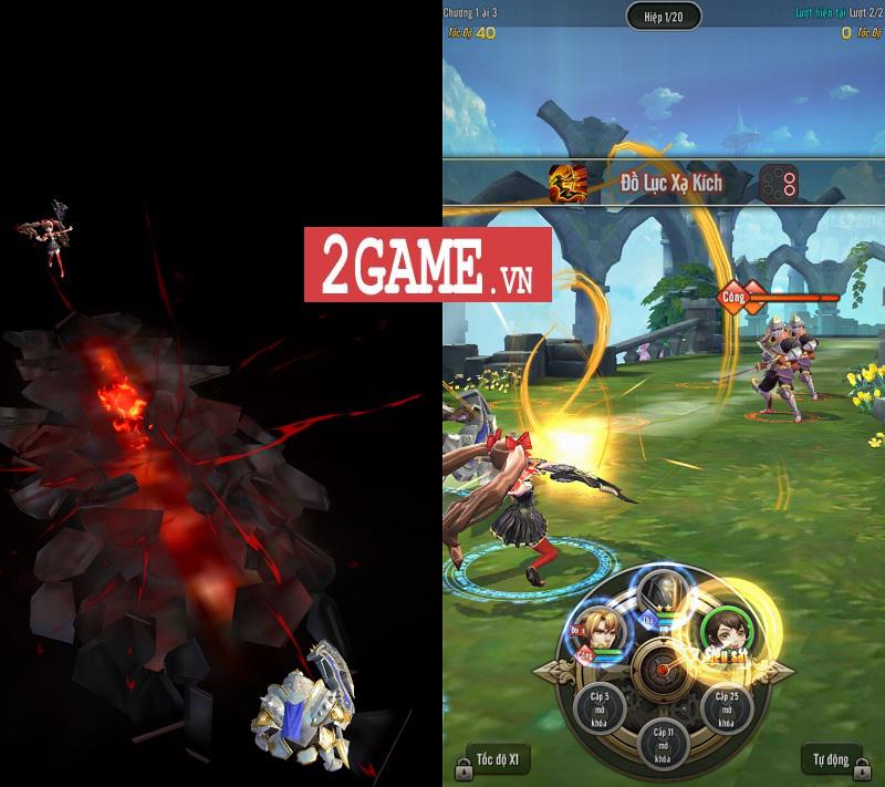 AR Triệu Hồi Sư Mobile thể hiện chất lượng nổi trội ngày Closed Beta không reset nhân vật 4