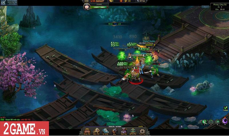 Trải nghiệm Võ Lâm Truyền Kỳ H5: Quay lại thời kỳ đỉnh cao của game kiếm hiệp chỉ bằng một cú click 8