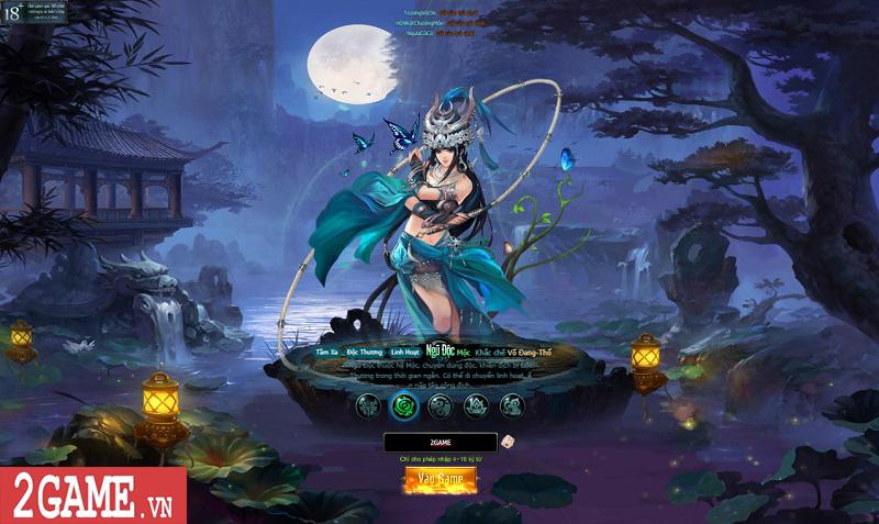 Trải nghiệm Võ Lâm Truyền Kỳ H5: Quay lại thời kỳ đỉnh cao của game kiếm hiệp chỉ bằng một cú click 4