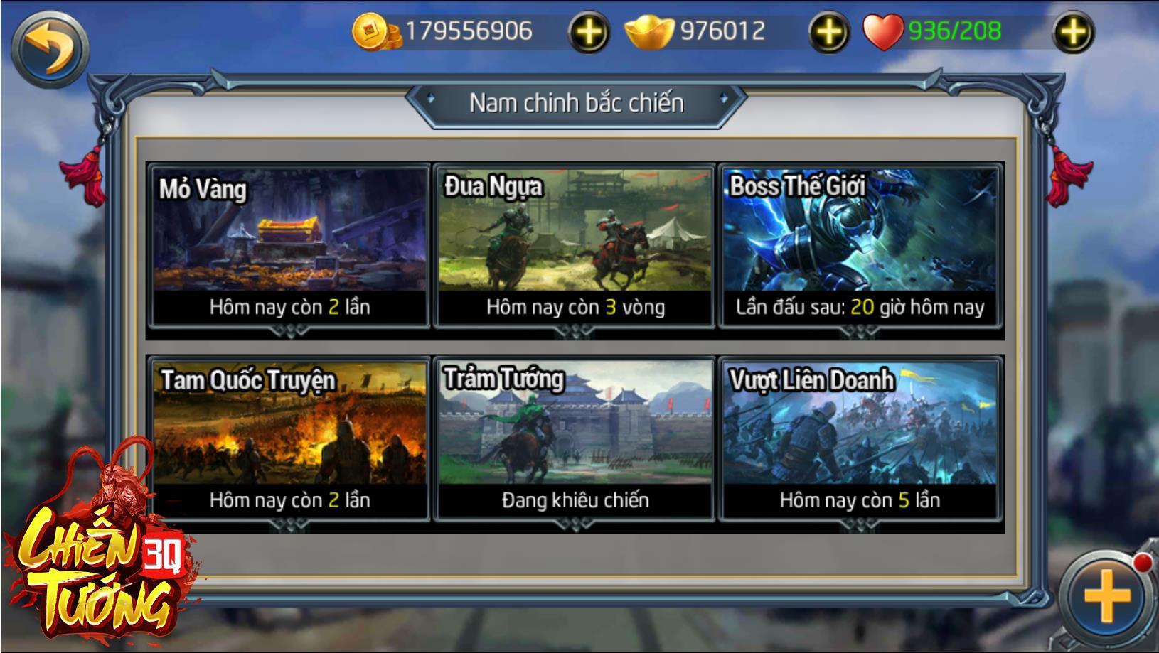 SohaGame định ngày ra mắt Chiến Tướng 3Q - Game đấu thẻ tướng đậm chất hành động 3