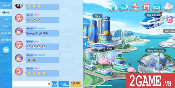 Au 2! Mobile ngày đầu ra mắt đạt lượng người chơi mức kỉ lục, server đã có lúc quá tải 1