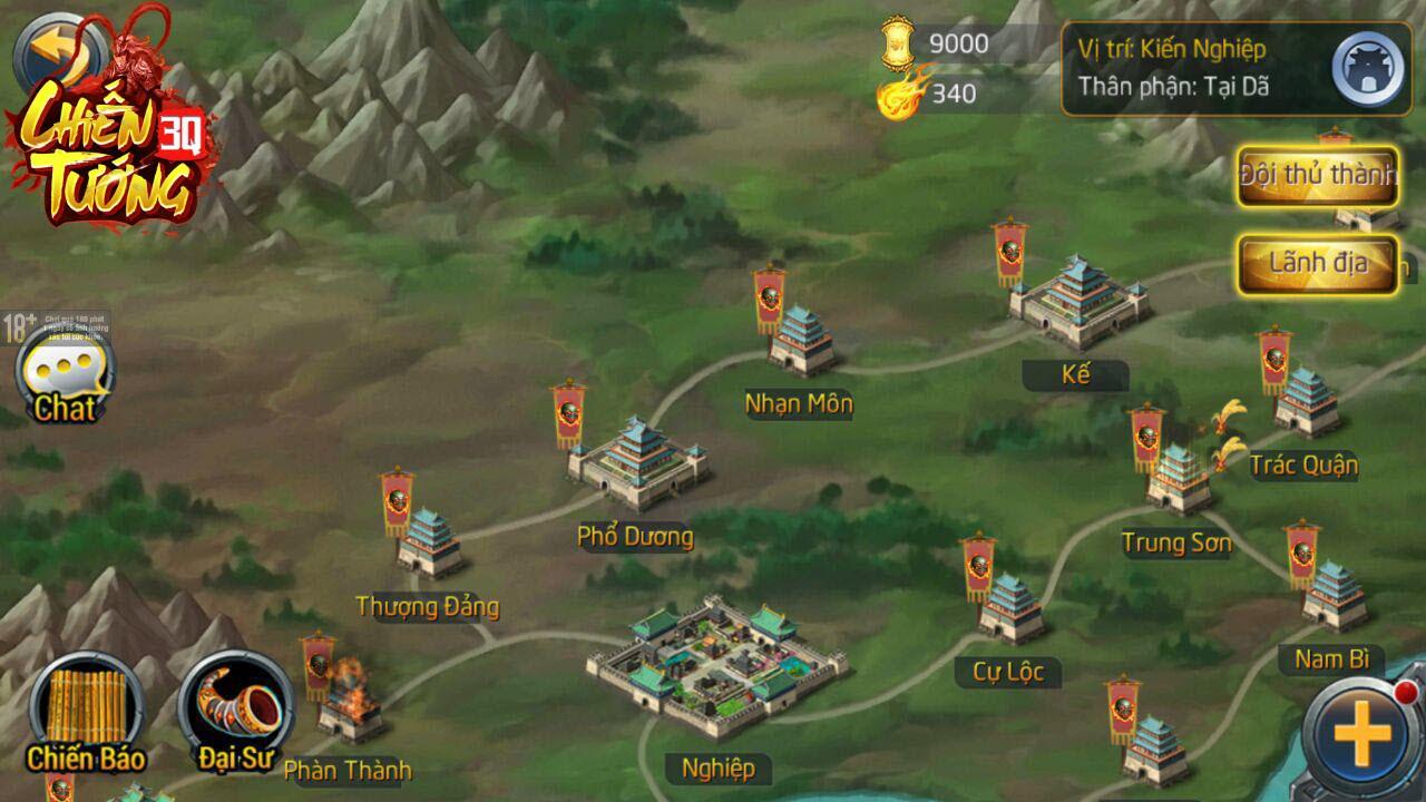 SohaGame định ngày ra mắt Chiến Tướng 3Q - Game đấu thẻ tướng đậm chất hành động 2