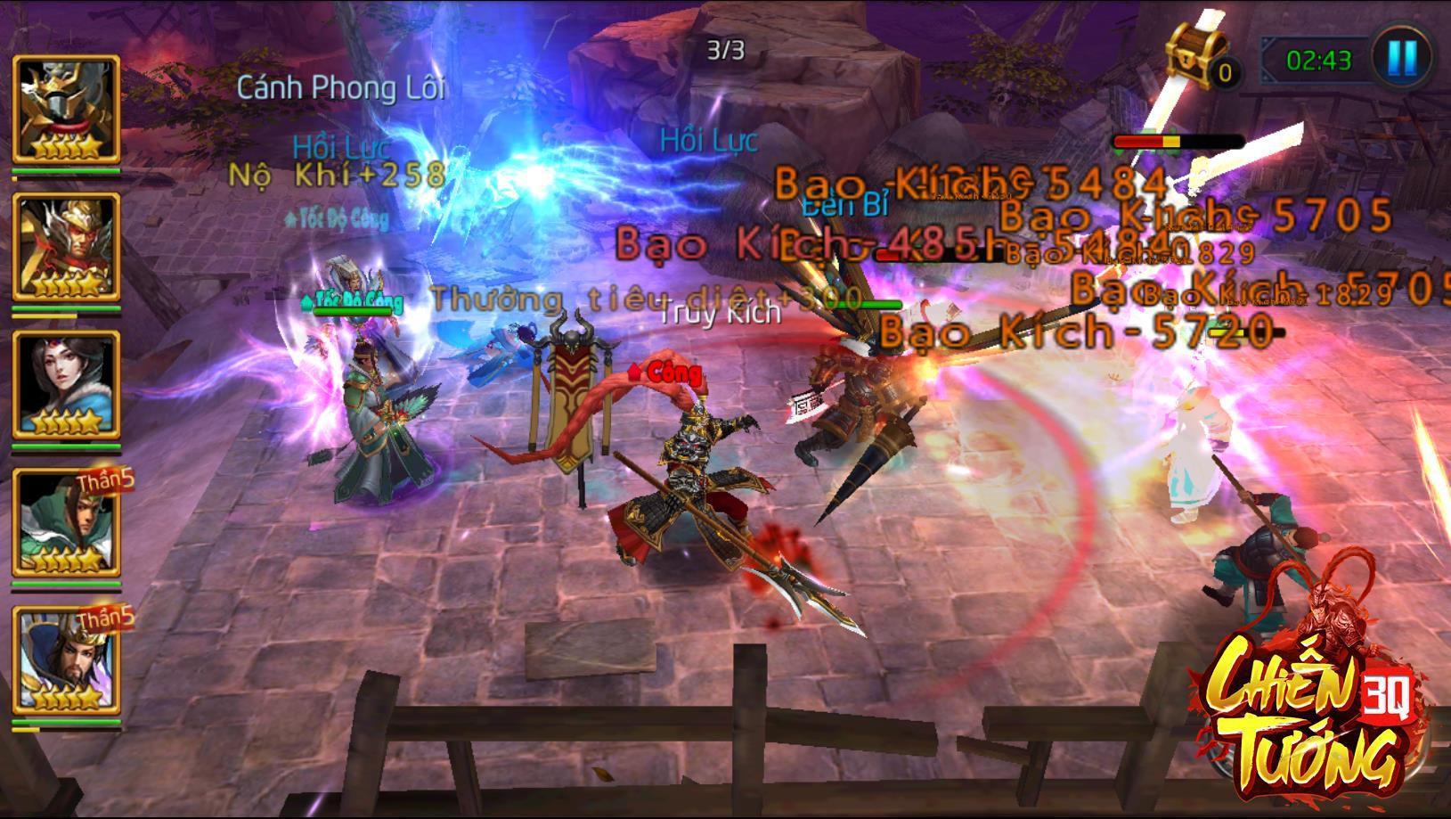 SohaGame định ngày ra mắt Chiến Tướng 3Q - Game đấu thẻ tướng đậm chất hành động 0