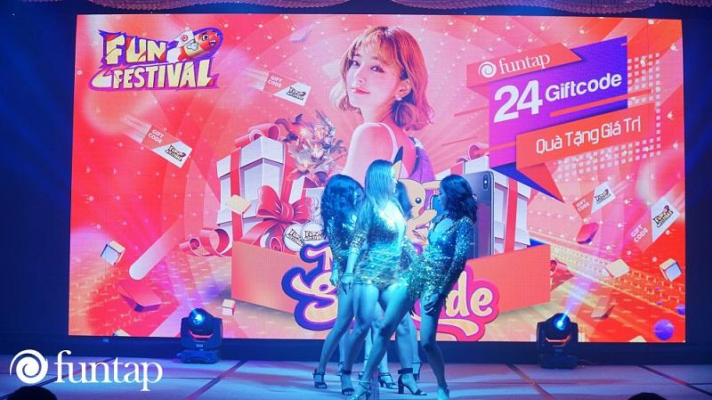 Fun Festival 2018 tại Sài Thành: NPH Funtap chiêu đãi game thủ với hàng triệu giftcode, ngập tràn gái xinh 4