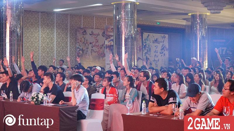Fun Festival 2018 tại Sài Thành: NPH Funtap chiêu đãi game thủ với hàng triệu giftcode, ngập tràn gái xinh 5