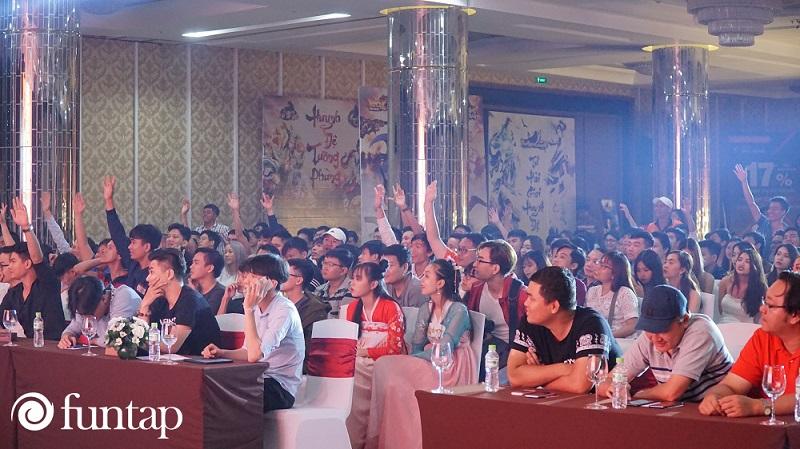 Fun Festival 2018 tại Sài Thành: NPH Funtap chiêu đãi game thủ với hàng triệu giftcode, ngập tràn gái xinh 0