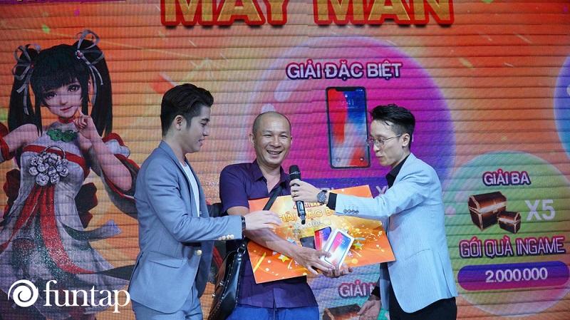 Fun Festival 2018 tại Sài Thành: NPH Funtap chiêu đãi game thủ với hàng triệu giftcode, ngập tràn gái xinh 6