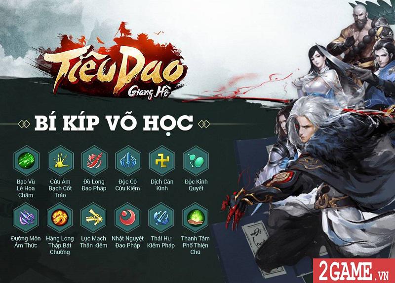 Tiêu Dao Giang Hồ tìm về chất kiếm hiệp ở giai đoạn hoàng kim của dòng game nhập vai 3