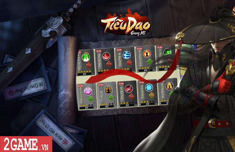 Tiêu Dao Giang Hồ tìm về chất kiếm hiệp ở giai đoạn hoàng kim của dòng game nhập vai 2