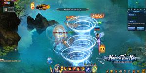 Bạn đã thử qua chiến trường liên server 1vs1 đẳng cấp trong webgame Nghịch Thủy Hàn chưa?!
