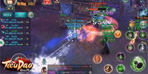 Rất khó để bắt bài võ học của đối thủ trong game Tiêu Dao Giang Hồ Mobile