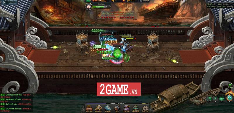 Mọi tinh hoa của dòng game kiếm hiệp tình duyên đều hội tụ trong Võ Lâm Truyền Kỳ H5 7