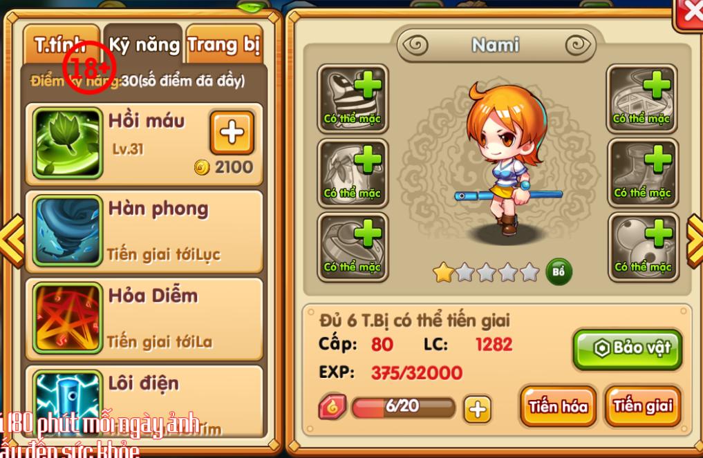 Game mới Học Viện Bá Đạo mobile cập bến làng game Việt 13