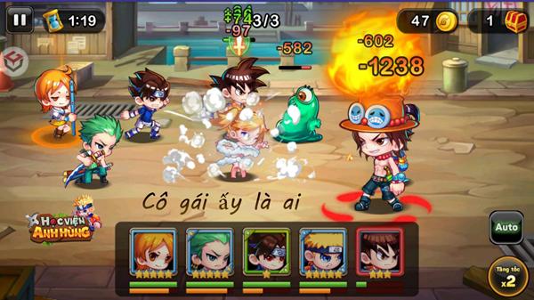Tặng 555 giftcode game Học Viện Bá Đạo Mobile 0