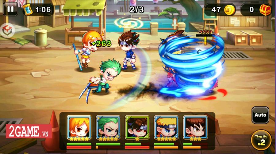 Game mới Học Viện Bá Đạo mobile cập bến làng game Việt 4