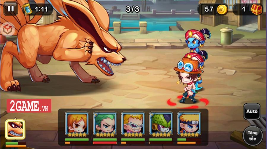 Game mới Học Viện Bá Đạo mobile cập bến làng game Việt 3