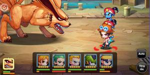 Game mới Học Viện Bá Đạo mobile cập bến làng game Việt