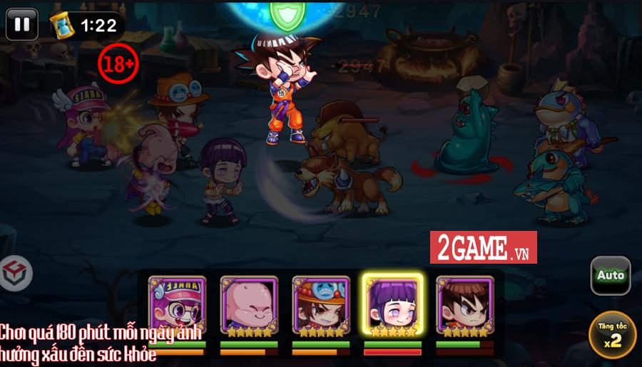 Game mới Học Viện Bá Đạo mobile cập bến làng game Việt 8