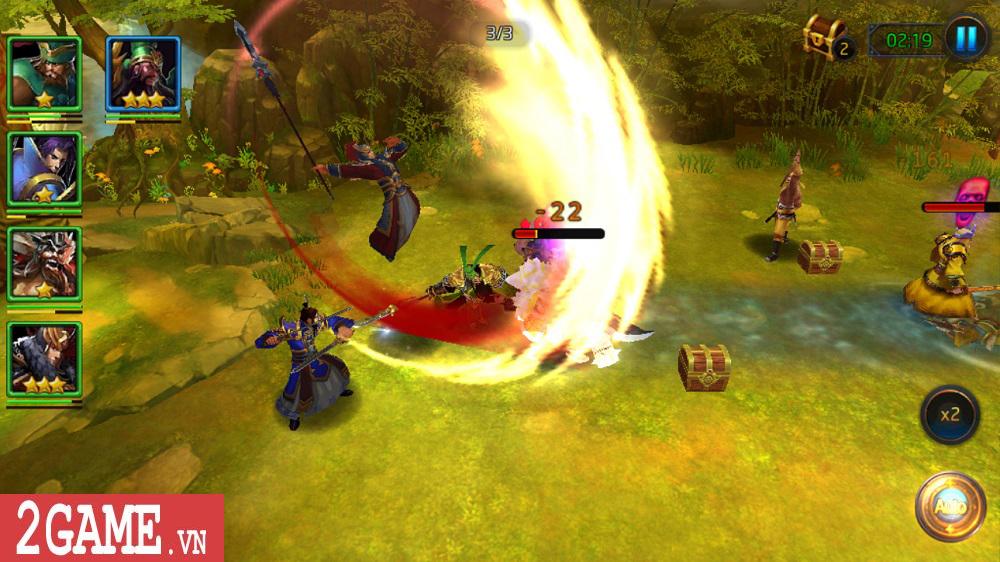 Trải nghiệm Chiến Tướng 3Q: Game chiến thuật thẻ tướng sáng tạo cả về đồ họa lẫn lối chơi 15