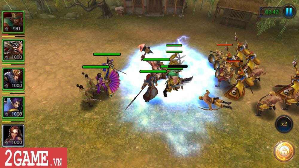 Trải nghiệm Chiến Tướng 3Q: Game chiến thuật thẻ tướng sáng tạo cả về đồ họa lẫn lối chơi 6