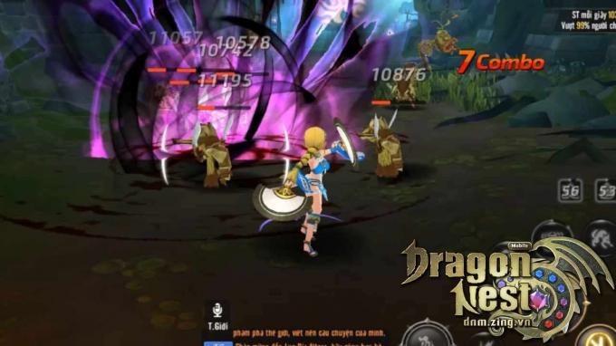Game thủ Dragon Nest Mobile VNG sẽ có cơ hội sở hữu cô nàng