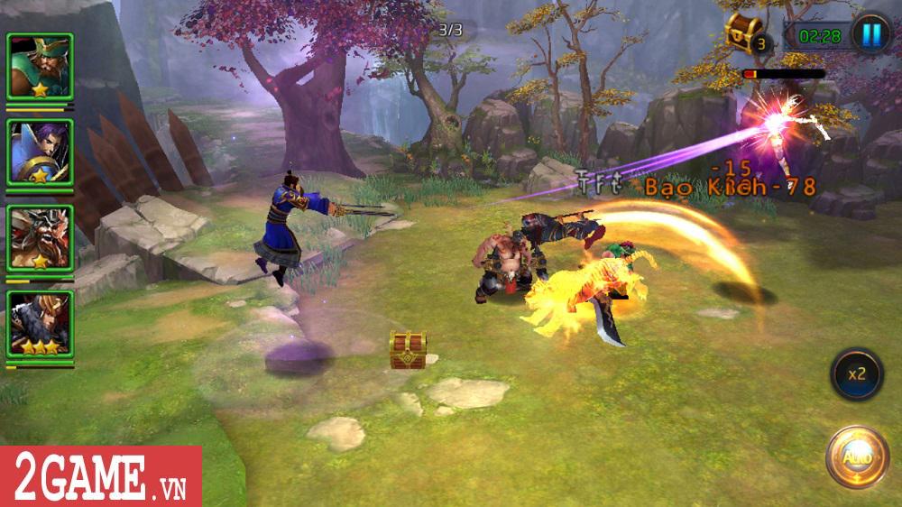 Trải nghiệm Chiến Tướng 3Q: Game chiến thuật thẻ tướng sáng tạo cả về đồ họa lẫn lối chơi 3