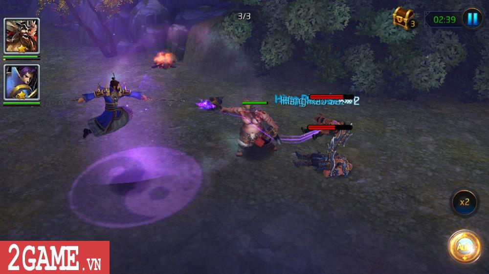 Trải nghiệm Chiến Tướng 3Q: Game chiến thuật thẻ tướng sáng tạo cả về đồ họa lẫn lối chơi 11