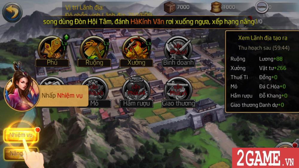 Trải nghiệm Chiến Tướng 3Q: Game chiến thuật thẻ tướng sáng tạo cả về đồ họa lẫn lối chơi 4