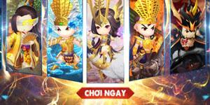 Game mobile Mộng Kiếm Hiệp chính thức ra mắt , tặng người chơi tướng Thánh Gióng