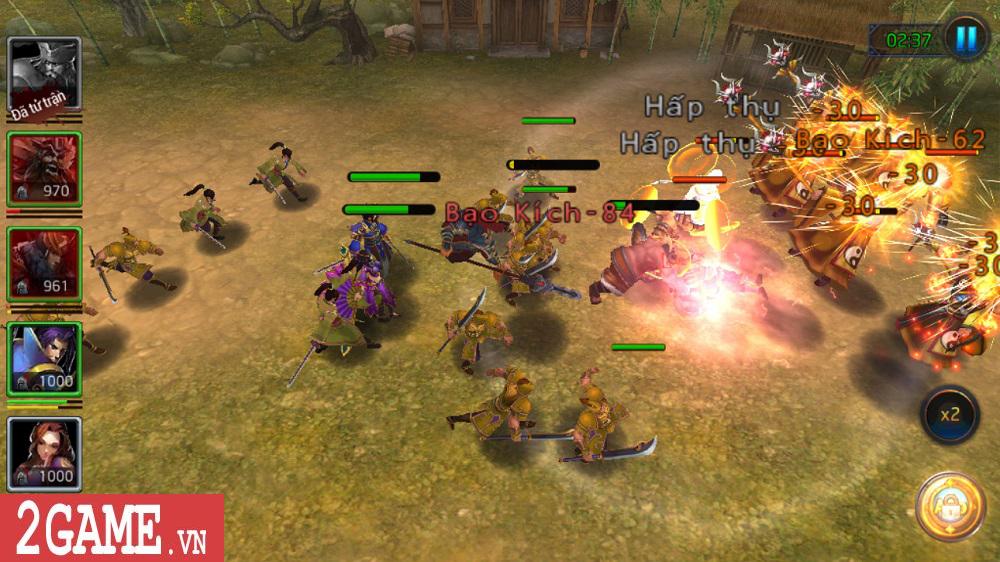 Trải nghiệm Chiến Tướng 3Q: Game chiến thuật thẻ tướng sáng tạo cả về đồ họa lẫn lối chơi 7