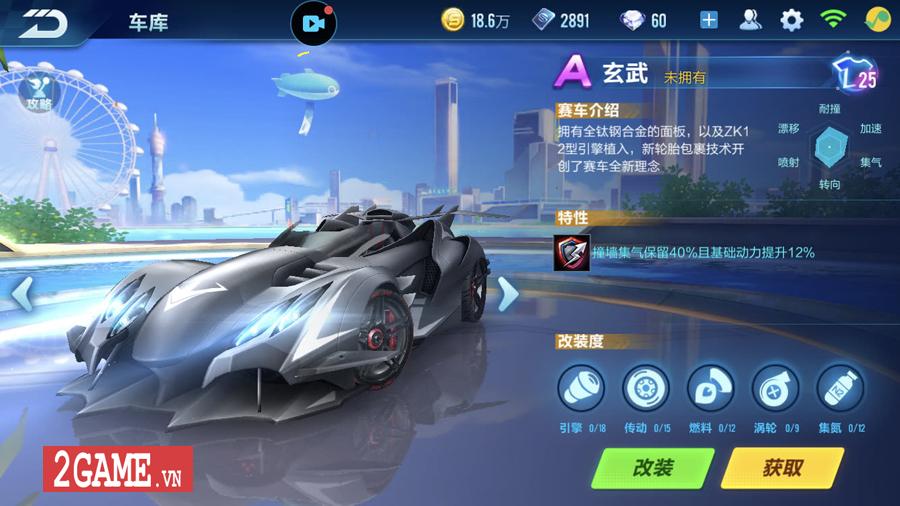 VNG sắp ra mắt Zing Speed Mobile chính chủ do ông lớn Tencent phát triển tại thị trường Việt Nam 4
