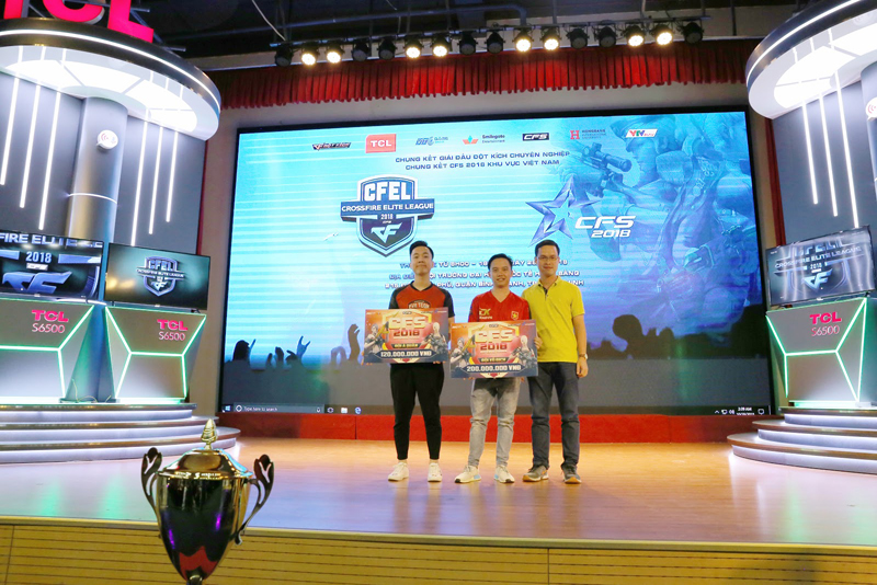 Boss CFVN tiếp tục thống trị Đột Kích Việt Nam bằng cú đúp danh hiệu và 300 triệu tiền thưởng 0