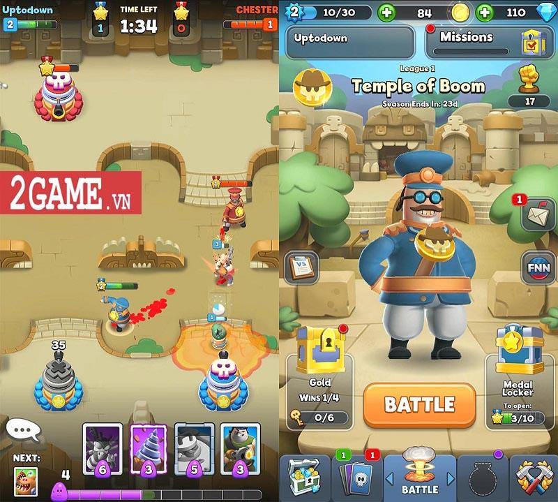Top 9 game mobile online chiến thuật thả quân mà bạn không nên bỏ qua! 6