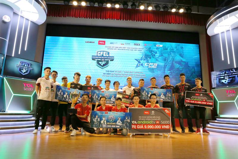 Boss CFVN tiếp tục thống trị Đột Kích Việt Nam bằng cú đúp danh hiệu và 300 triệu tiền thưởng 4