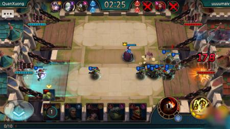 Giới game thủ Việt đang hăng say leo rank trong Triple Hearts Mobile
