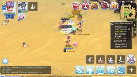 Ragnarok M: Eternal Love mang đến cảm giác chơi rất tốt trên Mobile khi loại bỏ đi nhiều yếu tố Auto