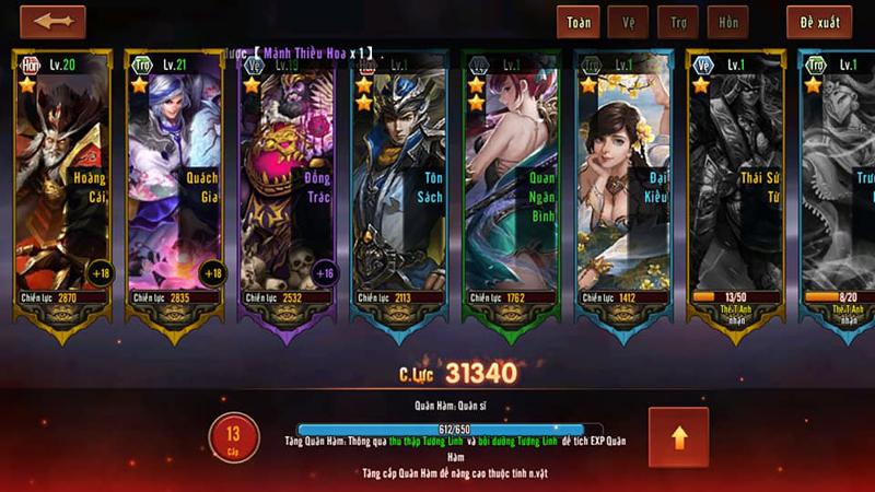 Trải nghiệm Chiến Thần Vô Song Mobile: Cải tiến thao tác, nâng trình lối chơi 3