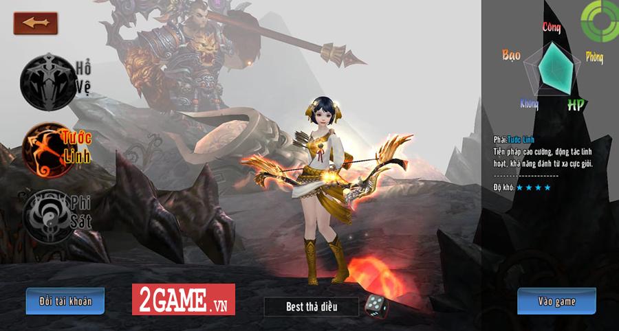 Trải nghiệm Chiến Thần Vô Song Mobile: Cải tiến thao tác, nâng trình lối chơi 5