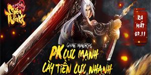 """Chiến Thần Ký Mobile mở tải hôm nay để chuẩn bị cho cuộc chinh phục """"đỉnh cao PK cày tiền"""""""