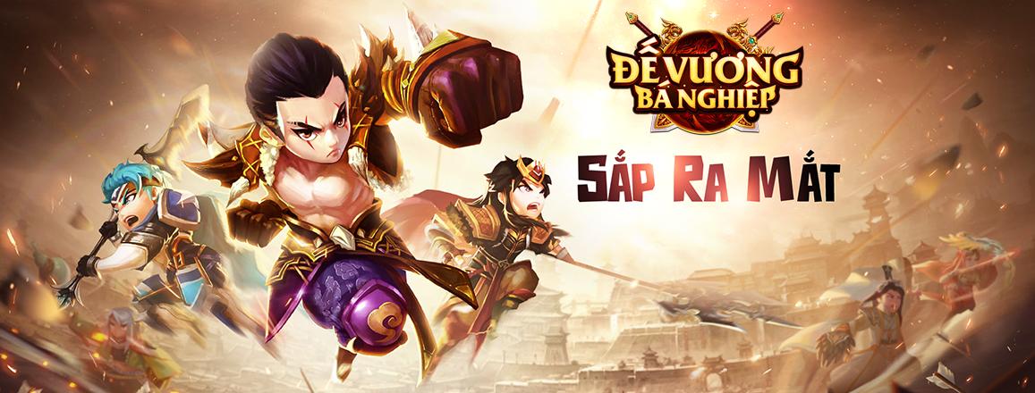 Đế Vương Bá Nghiệp Mobile - Game chiến thuật dàn trận thả quân với lối chơi đầy biến ảo 0