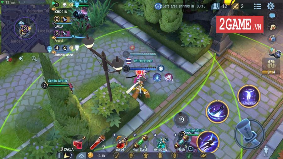 Gamota xác nhận đã nắm trong tay Survival Heroes Việt Nam - Game MOBA kết hợp Sinh tồn độc nhất 1
