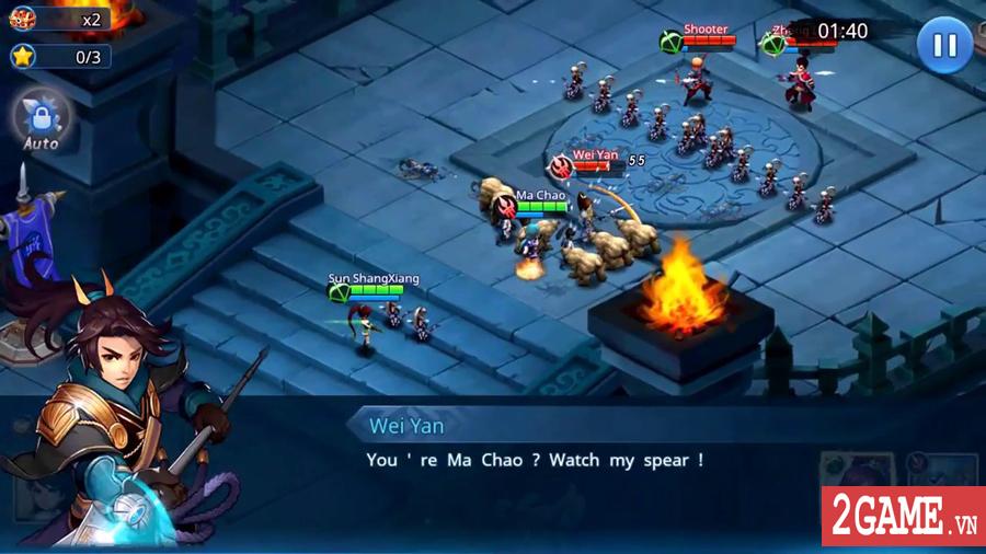 Đế Vương Bá Nghiệp Mobile - Game chiến thuật dàn trận thả quân với lối chơi đầy biến ảo 5